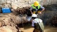 HAT SU: Acil Müdahale edildi ve su kaybı önlendi!