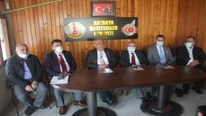 DEVA Partisi'nden Antakya Gazeteciler Cemiyeti'ne ziyaret!