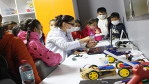Antakya Bilim Merkezi  Derslere Başlıyor
