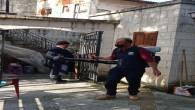 Antakya Belediyesi, Mavi Renk için dezenfeksiyon çalışmalarını sürdürüyor