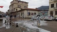 Antakya Belediye Başkanı İzzettin Yılmaz; Temizlik temel görevimiz, en iyisini yapmak için çalışıyoruz!