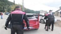 Antakya'da Asayiş Uygulaması: 431 kişi sorgulandı, 125 araç ve 6 motorsiklet kontrol edildi