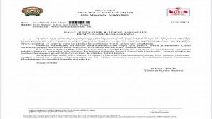 ATSO: Antakya Mobilya Sanayi Sitesinde İtfaiye aracının kalması için başvuru yaptı!