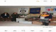 """Antakya Defne Rotary Kulübü ve Defne Interact Kulübü'nden """"Atma Bağışla"""" Projesiyle Eğitime Destek!"""