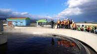 Avrupa Delegasyonu Başkan Büyükelçi Landrut, Ova bölgesine yapılan 5. Tesisi inceledi