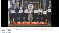 Barolar ve TÜBAKKOM'ndan ortak açıklama: İstanbul sözleşmesi yürürlüktedir!