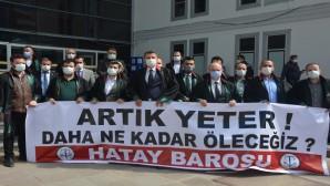 80 Barodan eş zamanlı Basın açıklaması: Daha ne zamana kadar öleceğiz!