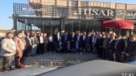 CHP İl Başkanı Parlar, Hassa'da Muhtarları dinledi