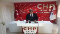 CHP İl Başkanı Parlar: Ülkemizin Yönetimini Zor Günlerde Devralmaya Talibiz!