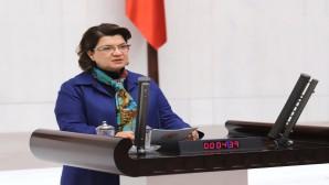 """CHP Milletvekili Suzan Şahin, Vatandaşa """"Çakal"""" diyen Kaymakam konusunu Meclis gündemine taşıdı!"""