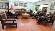 Cumhuriyetçi Kadınlar Derneği'nden İskenderun Belediye Başkanı Tosyalı'ya ziyaret