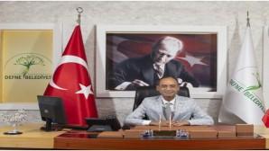 Defne Belediye Başkanı İbrahim Güzel 14 Mart TIP bayramını kutladı