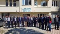 CHP Milletvekili Mehmet Güzelmansur'dan Defne'li Muhtarlara ziyaret