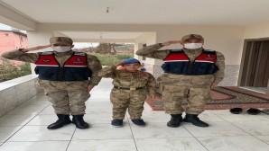 Jandarma'dan Down farkındalığı etkinliği