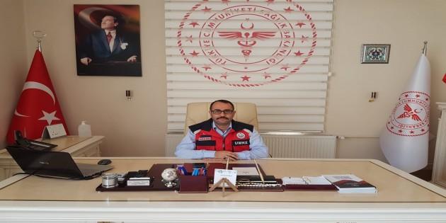 Hatay Sağlık Müdürü Dr. Hambolattan Tuz uyarısı: Daha Fazla Lezzet, Daha Az Tuz!