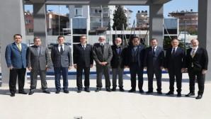 Hatay Fenerbahçeliler Derneğinde yeni Başkan Mustafa Civelek