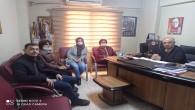 Gelecek Partisi Kadın Kolları Başkanı Aysel Sönmez Horoz'dan Gazetemize ziyaret