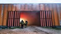 Hatay Büyükşehir Belediyesi İtfaiye ekipleri, Hassa'daki yangına anında müdahale etti!