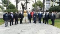 Hatay Devleti Cumhurbaşkanı Tayfur Sökmen, vefatının 41. Yılında anıldı