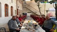 Hatay Büyükşehir Belediyespor'lu sporcular moral depoladı