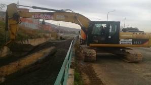 Hatay Büyükşehir Belediyesi Sel ve Taşkın risklerine karşı önlem almaya devam ediyor!