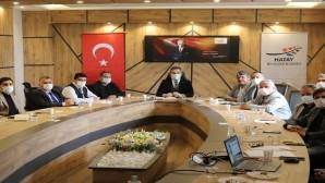 Hatay Büyükşehir Belediyesi, Belediyelerle ortak payda da buluştu