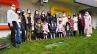 Hatay Büyükşehir Belediyesi Çocuklarla birlikte yeşil adımlar atıyor!