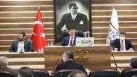 Başkan Savaş Meclis'e bilgi verdi: Sebze Hali ile ilgili yazışmalar sürüyor
