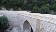 Tarihi Batıayaz Köprüsünün onarım izinleri çıktı