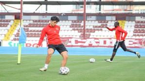 Atakaş Hatayspor Çaykur Rizespor maçı hazırlıklarına başladı