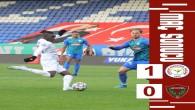 Atakaş Hatayspor Rize deplasmanından eli boş döndü: 1-0