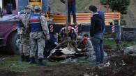 Hatay Büyükşehir Belediyesi İtfaiye ekipleri dereye düşen ineği kurtardı