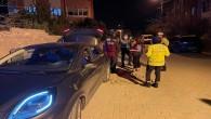 Antakya ve Defne Emniyet'inde ortak denetim: 895 kişi ve 340 araç kontrol edildi!
