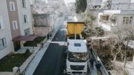 Antakya Belediyesi, Melek Sokakları asfaltlıyor