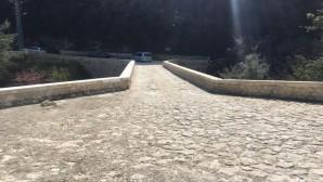 Tarihi Batıayaz köprüsü özüne uygun olarak onarıldı