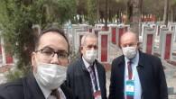 Türkiye Gazeteciler Federasyonu Yönetimi Çanakkale'de, Karaca: Çanakkale geçilmez!