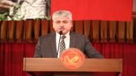 Vali Doğan Devlet Övünç Madalyası töreninde konuştu: Ecdatlarımız Çanakkale'nin geçilmez olduğunu bütün dünyaya ispat etmiştir!