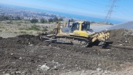 Hatay Büyükşehir Belediyesinden yol çalışmalarına devam
