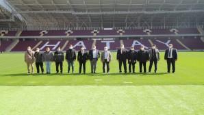 Yeni Stad yarın Hatayspor'a devrediliyor