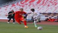 Atakaş Hatayspor Sivas deplasmanından Bir puanla döndü: 1-1