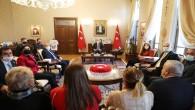 İYİ Parti Heyetinden Vali Doğan'a Ziyaret