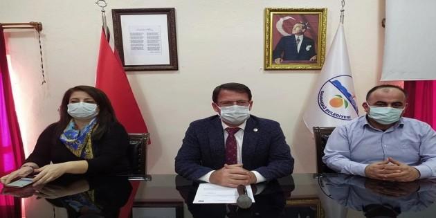 Samandağ Belediyesi Mart Ayı Olağan Meclis Toplantısı 5 Mart'ta