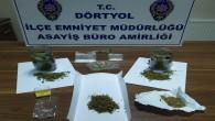 Sokağa çıkma yasağını ihlal eden 6  uyuşturucu satıcısına 17.490 lira idari ceza