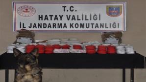 Uyuşturucu kaçakçılığı yapan Teğmen'i Jandarma yakaladı