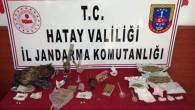 Jandarma'dan uyuşturucu madde satanlara baskın