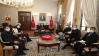 Vali Doğan'ın başkanlığında Altınözü Enek OSB Toplantısı Gerçekleştirildi