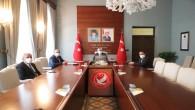 Vali Rahmi Doğan başkanlığında Dinamik Denetim Süreci Toplantısı Gerçekleştirildi