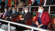 Vali Doğan'dan İskenderun FK' ye Destek