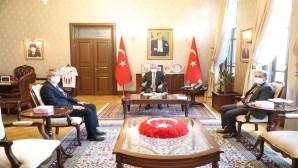 Vali Rahmi Doğan Başkanlığında afet farkındalık eğitim işbirliği  Protokolu İmzalandı