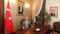 Vali Rahmi Doğan, Kütüphane Haftasını yayınladığı mesajla kutladı